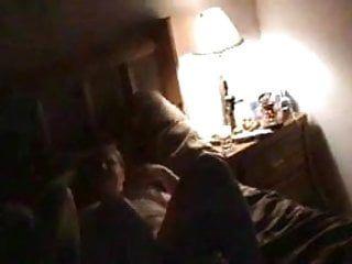 Hawt BBW lascia il fidanzato speriamo dentro di lei per la seconda volta mentre il film smoky è filmato.