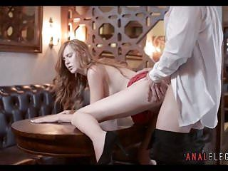 Anal with redheaded honey