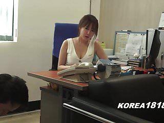 Porno coreano sexy capo coreano signora