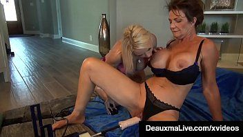 Gutsy cougars deauxma savannah steele scopa un trapano dong