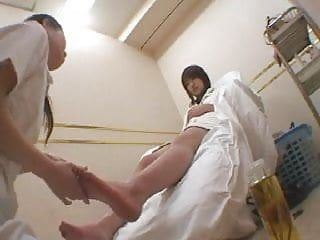 Japanese massage movie scene 1 part two