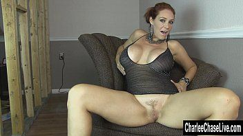 Sexually excited milf charlee chases cum-hole needs lovely